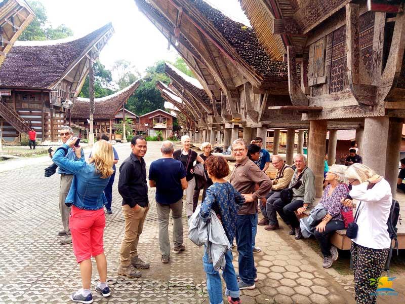 Toraja Tour Guide: Toraja Village