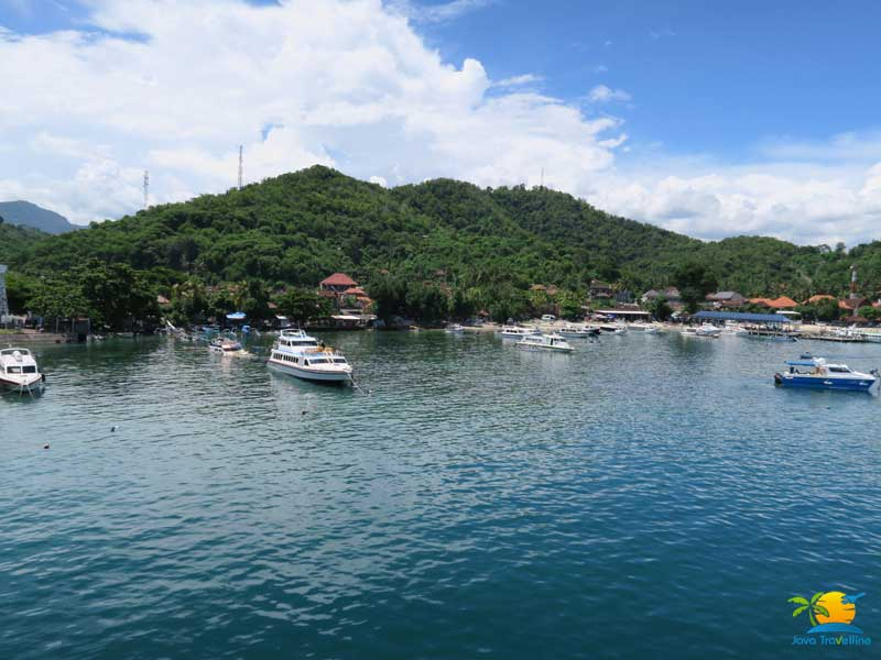 komodo dragon lombok: Komodo Boat