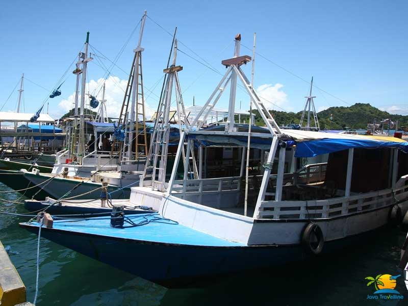 Komodo Tour Gili: Komodo Boat
