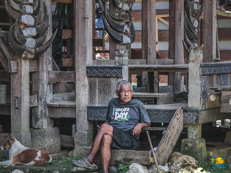 Toraja Tour Guide: Tongkonan House